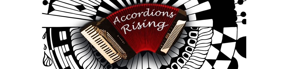 Accordions Rising Banner