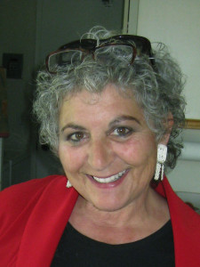 Roberta Cantow, Filmmaker, for Accordions Rising feature documentary film presskit