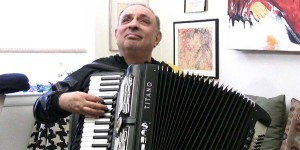 William Schimmel in the Accordions Rising documentary film