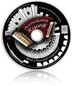 Accordions Rising DVD