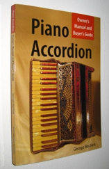 Piano Accordion Owners Manual cover