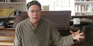 Daniel Goode in the Accordions Rising documentary film