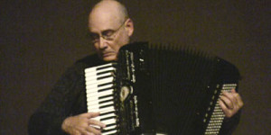 Guy Klucevsek in the Accordions Rising documentary film
