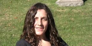 Rachel Swaner in the Accordions Rising documentary film